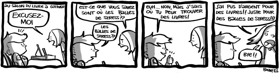 Balles de stress