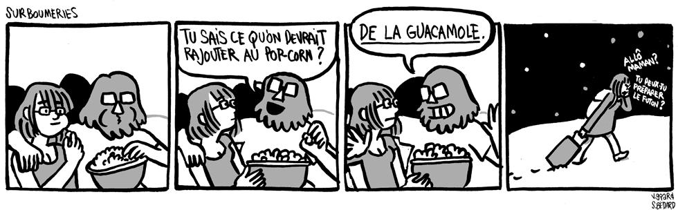 Bédé invitée: Guacamole